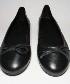 Ballerine montone nero