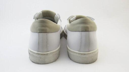 Sneakers bianco beige